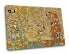 GUSTAV KLIMT - THE TREE OF LIFE  PICTURE ON FRAMED BOX-CANVAS