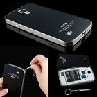 For Samsung Galaxy S4 IV I9500 Aluminum Luxury Ultra-thin All Metal Case Cover