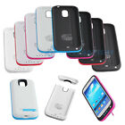 4200mAh External Backup Battery Power Pack Charger Case For Samsung Galaxy S4 IV