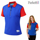 BRAND NEW GIRL GUIDES OFFICIAL UNIFORM POLO SHIRT NEW DESIGN ROYAL BLUE RED