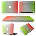"""Rubberized Hard Case Cover For Macbook PRO Air Retina 13"""" 13.3 Inch Laptop Shell"""