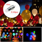 60LED Light Paper Lantern Waterproof Balloon Floral for Wedding Party Decoration