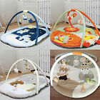 New Baby Luxury Musical Playmat Activity Gym Tummy Time  - 4 Colors
