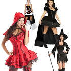 Robe Cosplay Costume Fancy Dress Queen/Vampire/witch/zombie Anime Halloween Part
