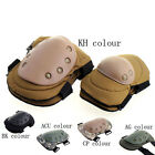 Military Paintball Combat Protective Skate Knee Pads Adjustable Knee & Elbow Pad
