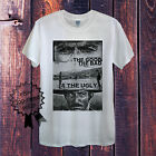 The Good Bad And Ugly T-Shirt Men Unisex Women Vintage Movie Clint Eastwood Film