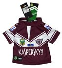 Manly Sea Eagles NRL Toddler Home Jersey 'Select Size' 0-4 BNWT4