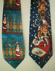 NEW CHRISTMAS TIE - GREAT GIFT FOR HIM - GREAT FOR THE OFFICE 112