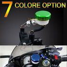 US Universal Aluminum Brake Oil Tank Fluid Reservoir For CBR600 F2 F3 F4 F4I 900 $11.29 USD on eBay
