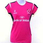 Ulster Rugby Womens Cool Tee 2014-2015 (Pink) 100% Polyester T Shirt