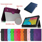 """Premium PU Leather Case Cover for Dragon Touch A1X Plus/A1X/A1 10.1""""-Inch Tablet"""