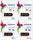 ADATA 32GB 16GB 8GB 4GB USB 2.0 FLASH DRIVE MEMORY STICK THUMB STORAGE WHOLESALE
