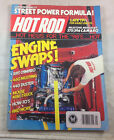Wngine Swaps Rat Camaro Mouse Mini-Truck 1988 Hot Rod  Magazine Vintage
