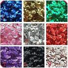 450pcs Sequins Cup 6mm Applique Embellishment Bead Sewing Paillette Craft #4