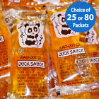 Kari-Out Chinese Duck Sauce, 8g Restaurant Portion Packets, Individually Packed