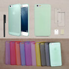 New Ultra Slim Thin Frosted Translucent Gel Case Cover for Apple iPhone 6 4.7""