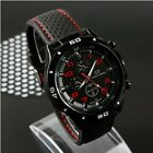 Sport Watch Military Pilot Aviator Army Style Silicone For Watches Men Racer 1pc