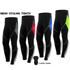 Men Thermal Winter Cycling Pants Tights Trouser Bike Bicycle Windproof Legging