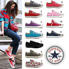 CONVERSE  ALL STARS OX LO  LADIES MENS JUNIORS BOYS GIRLS CHUCK TAYLORS ALL SIZE
