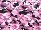 "PACK N PLAY COVER LARGE(26X38"")-FLANNEL/ PINKS & BLACK OR GREEN & BLACK CAMO"