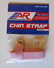 A&R Hockey Helmet Chin Strap Loop Style & 1 Clip Buckle! Pro Red Royal Blue Pink