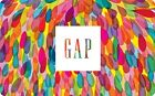 Gap Gift Card - $25 $50 $100 - Email Delivery For Sale