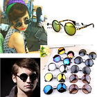HOT Sales Classic Fashion Round Vintage Style Classical Metal Frames Sunglasses