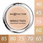 Max Factor Miracle Tactile Liquid Illusion Foundation