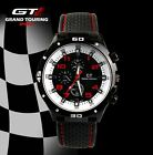 Mens Watches Quartz Stainless Steel Analog Sports New Wrist Watch GT
