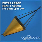 "53"" Drift Sock Sea Anchor Drogue, Sea Brake Fits Boats Up To 30' -X Large Size"