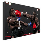 Mike Tyson Heavyweight Champion Stretched Canvas Poster Wall Art Painting shirt