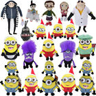 Despicable Me 2 Movie series Character Stuffed Animal Plush Soft Toy available