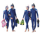 Diving With Cap Scuba Snorkeling Wet Suit Scuba Diving Jump Suit Rash Guards