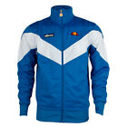 Mens Ellesse Lugiano Strong Blue Track Top