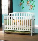 GRACO Crib 4-in-1 Convertible & BONUS Mattress Nursery Set ASSORTED Colors NEW