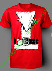 New Santa Claus Costume Red T shirt Outfit Funny Ugly Christmas Sweater Gift Tee