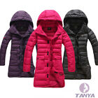 Winter models Outdoor In the long section Thicken Cold Goose Down Down jackets