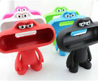 Rotatable Dude Stand Holder Support Case Cover For Beats Pill Speaker Colorful