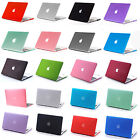 """Plastic Hard Protect Case Cover For Macbook Air 11"""" Pro Retina 13"""" Laptop Shell"""