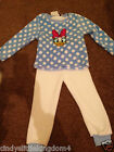 New Primark Disney Daisy Duck Fleece nightwear pyjamas loungewear sleepwear