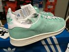 ADIDAS STAN SMITH MINT SUEDE D67364 ORIGINALS AMERICAN DAD PHARRELL 10 10.5 DS !