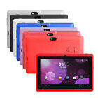 """7"""" Google Android 4.4 Kitkat A23 Dual-Core Tablet PC WiFi Bluetooth Dual Camera"""