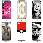 For Samsung or iPhone Hard CASE Phone COVER Movie Games Collection M11 $8.99 AUD on eBay