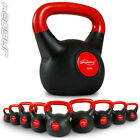 One Kettlebell Weight Dumbbell Workout Gym Weightlifting Kettle Bell 2-24kg New