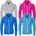 More Mile Logo Fleece Full Zip Hoody  Mens, Womens Size