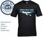 That's How I Roll Funny Canoe Kayak T Shirt - Size S - XXL 6 Colours