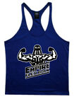 Empire Star Wars Mens Tank Top Bodybuilding Stringer Muscle Racerback Gym Shirt