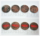 Yu-Gi-Oh YGO YUGIOH Limited Collection Big Size Coins HQ 4 Choices Free Shipping