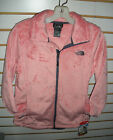 The North Face Womens Osito 2 Fleece Jacket-#c782- M, L- Ballet Pink