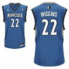 Andrew Wiggins # 22 Minnesota Timberwolves Adidas Replica Youth Road NBA Jersey